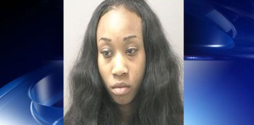 Beastie 22 Year Old Mom Locks Her 2 & 3 Year Old Kids In The Bathroom For 9 Hours While She Hung Out!