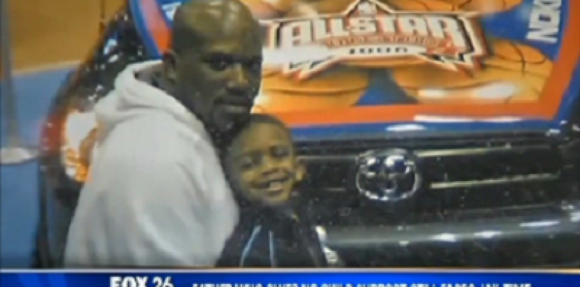 Houston Man Faces Jail Time For OverPaying Child Support & Visiting His Son Too Much!
