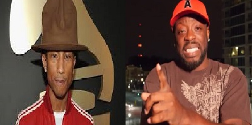 Pharrell Williams Shows Black Women That He Is Happy To Lie To Them About Thinking They Are Beautiful!(Video) Ethered By Tommy Sotomayor