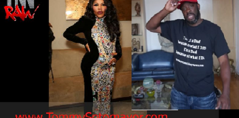 Washed Up Rapper Lil Kim Pregnant! After Finding Out Tommy Sotomayor Bring Out The Ether! (Video)