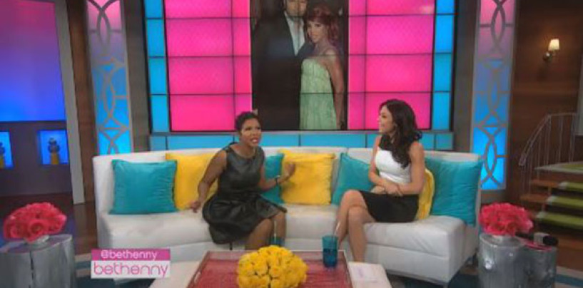 Toni Braxton Says Whites Are More Civil Than Blacks After Divorce To An All White Audience! Is This Offensive? (Video)