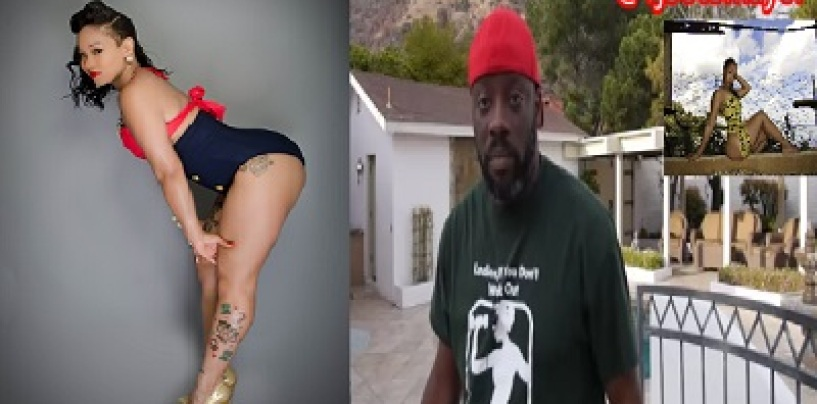 Tommy Sotomayor Ethers @IAmPrettyRed AKA Ms 4×4 After She Claims @tjsotomayor Wants Her On Twitter! (Video)
