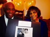 Tweeter Follower Geoff Mitchell Shares Images Of His Parents 50th Anniversary With Tommy Sotomayor!