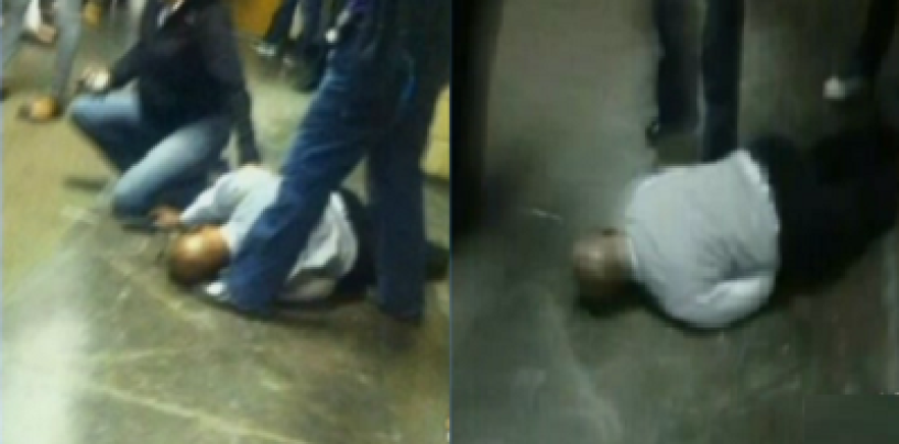 High School Student Knocks Out Conflict Resolution Teacher Over Stolen Cell Phone! (Video)