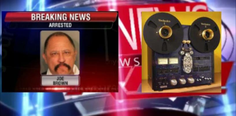 Judge Joe Brown Court Room Outburst Tape & Update On His Arrest! (Video)