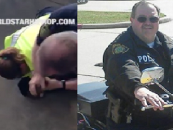 Red Neck White Police Officer Snaps Black Students Arm In Half On Purpose! Graphic Video Footage! (Video)