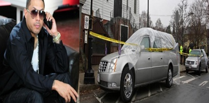 Hip Hop Mogul Benzino Shot Multiple Times Leaving His Mother's Funeral! (Video)