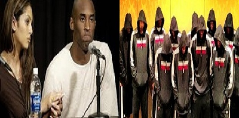 Kobe Bryant Disses The Miami Heat Over Trayvon Martin Support Photo!Says Dont Come To Someones Defense Just Because They Are Black