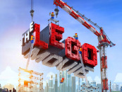 The Official Lego Movie Review By Tommy & Alex Sotomayor! (Video)