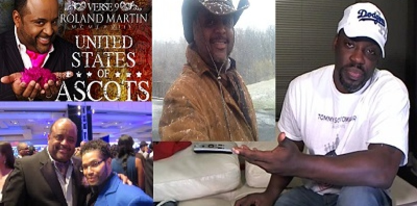 Tommy Sotomayor Ethers Roland Martin Over Disrespectful Tweets! (Video)