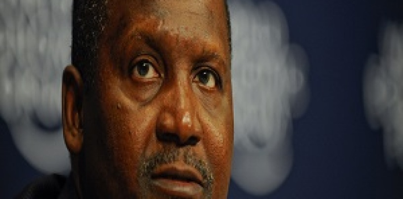 The World Richest Black African Man Aliko Dangote To Donate $1.2 Billion To Foundation! (Video)