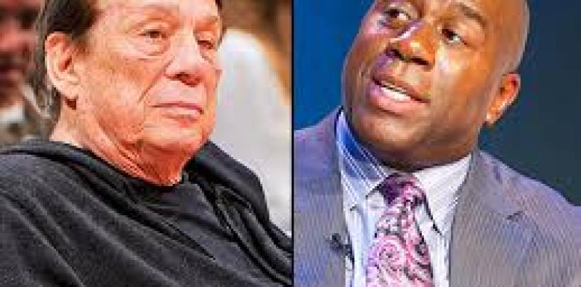 Donald Sterling Owner Of The L.A. Clippers Says He Doesn't Want Blacks Or Magic Johnson At His Games! (Video)