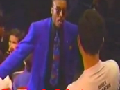 My Man Arsenio Hall Goes Off On Some Gay Protesters Who Try To Interrupt His Show! (Video)