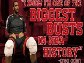 Greg Oden: 'I Know I'm One of the Biggest Busts in NBA History' And Thats Just Fine With Him!