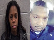 Pregnant Chicago Beastie Stabs Her Child Father To Death In Front Of His 8 Year Old Son Because He Didn't Buy Her A Gift! (Video)