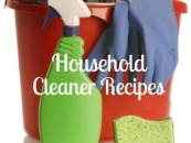 STOP WASTING MONEY!!!… Make Your Own Organic Cleaners At Home!!!