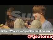 Justin Bieber Sings About Killing A N*gger, Joining The KKK & Kicks N*gger Jokes! So Should Who Should Be Offended? (Video)