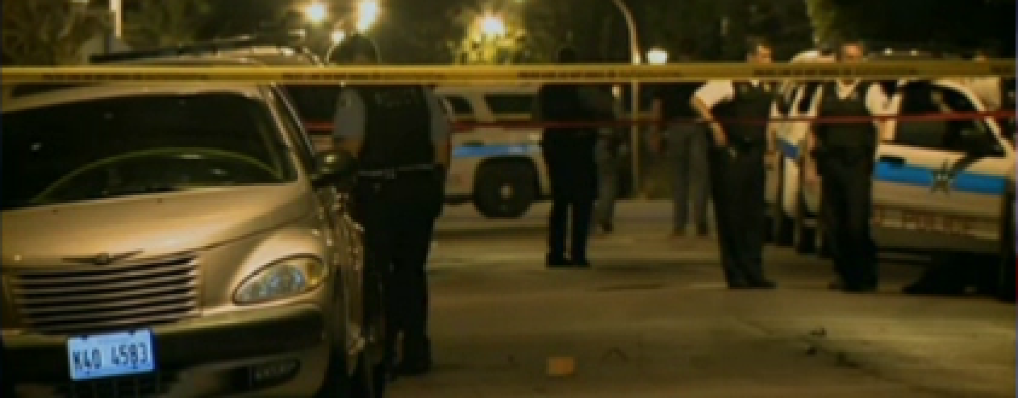 Continued Genocide In Chicago: 8 Killed, At Least 46 Wounded By Gun Violence Over Weekend! (VIDEO)
