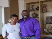 Actress Vanessa Bell Calloway & Tommy Sotomayor Discussing The Importance Of Fathers To Children! (Video)