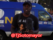 Tommy Sotomayor Speaks Live From Staten Island On Eric Garner Anti Violence Rally! (Video)