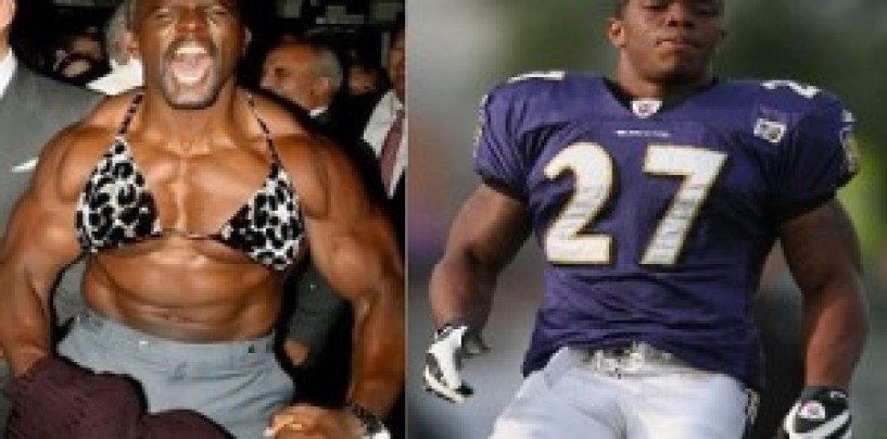 Super S.I.M.P. Actor Terry Crews Goes In On Ray Rice, The NFL, Sports & Men In General! (Video)