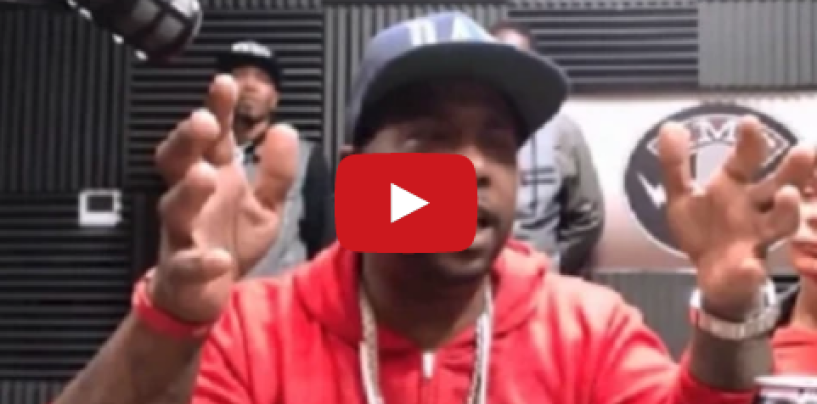 Actor Tyrese Gibson Pulls A Tommy Sotomayor & Ethers Lame Comedian Spanky Over Gay Accusations! (Video) Hilarious