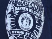 """Darren Wilson Supporters Crowdfund """"#PantsUpDontLOOT"""" Ferguson Billboard"""