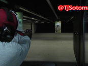 "Tommy ""Gun"" Sotomayor Shooting His Self-Made AR-15 & A 19-11 Pistol In San Diego Gun Range! (Video)"