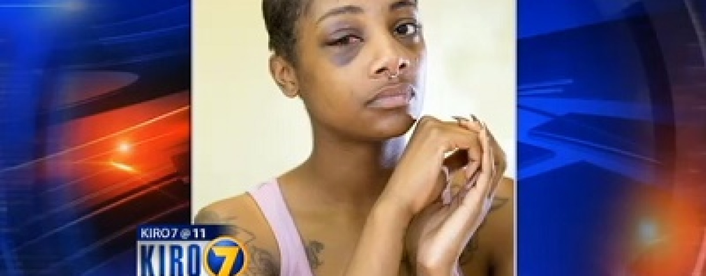 Seattle Cop Punches Handcuffed Black Chick In The Face & Receives No Charges! Was The Ruling Correct? (Video)