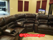 Tommy Sotomayor Reveals The Couch & Bedroom Set He Picked! (Video)