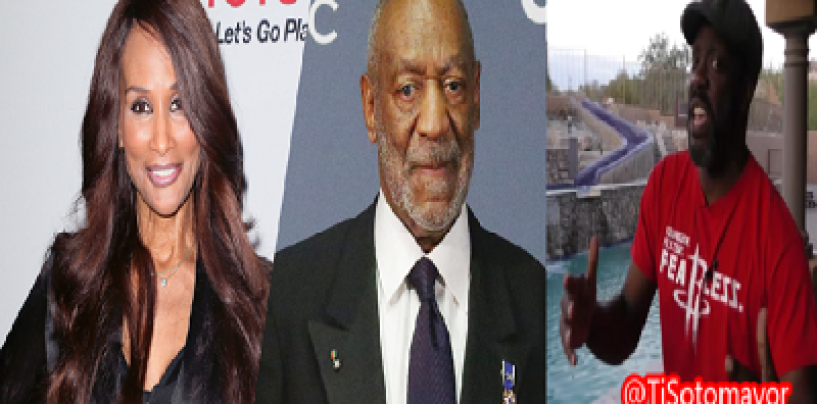 Tommy Sotomayor Ethers Beverly Johnson Over Her Bill Cosby Drug & Attempted Rape Allegations! (Video)