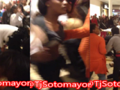 Ohio Nigglets After-Christmas Brawl At Upscale Mall Ends In Multiple Arrest Of Choco-Mini Beasts! (Video)
