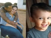 Pocahanti-beastie Woman Murders Boyfriend & 3 Year Old Son Stuffing The Body In The Deep Freezer! (Video)