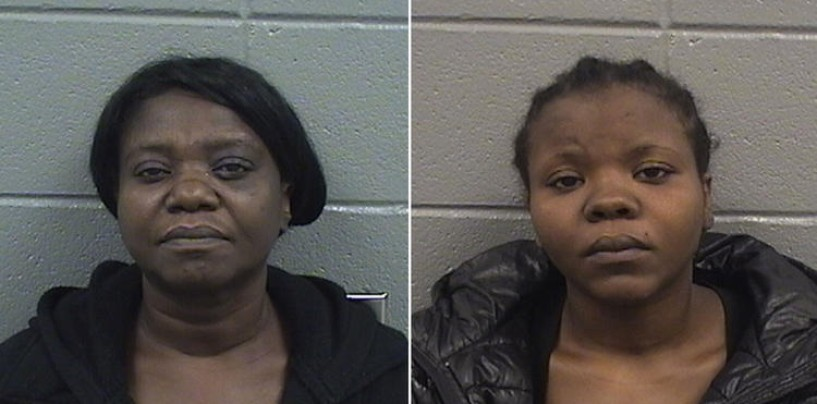 Mom & Daughter BT 1000 Charged With Stabbing School Officials & 13 Yo Boy In School! (Video)