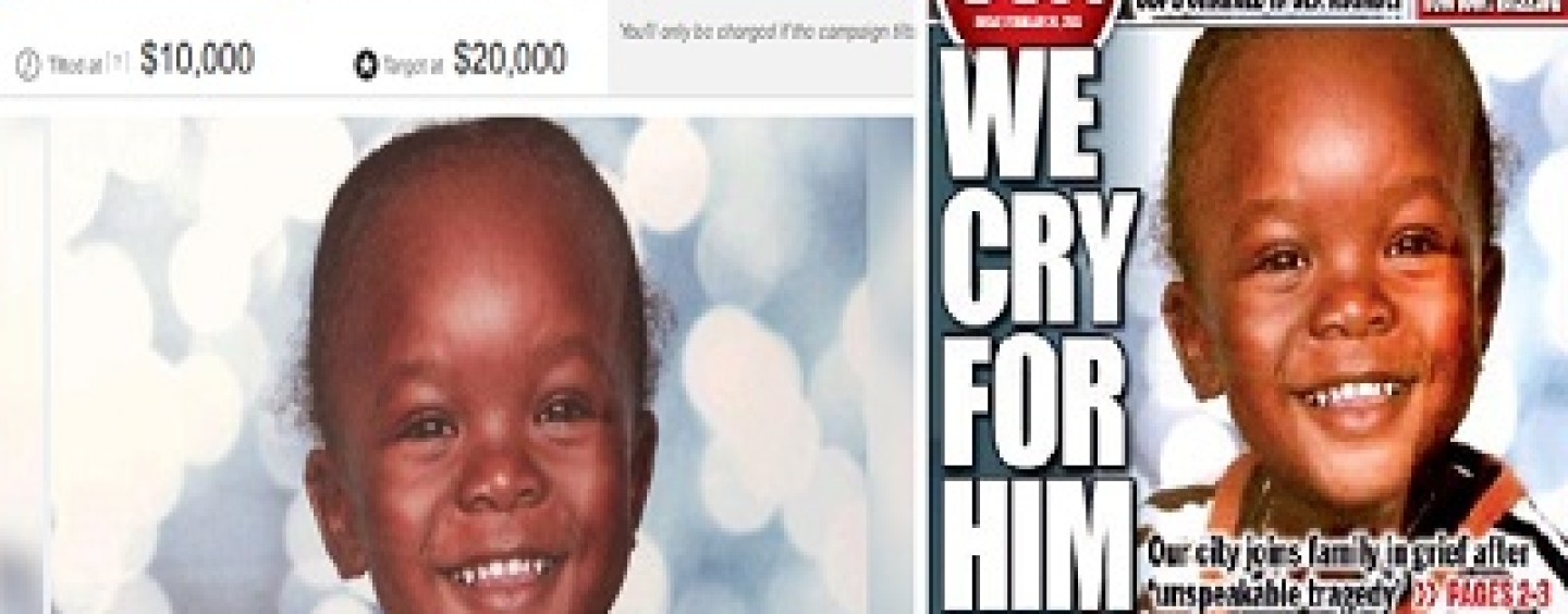 3 Year Old Infant, Elijah Marsh, Locked Outside At 4 AM Freezes To Death! So Where The Parents At Fault? (Video)