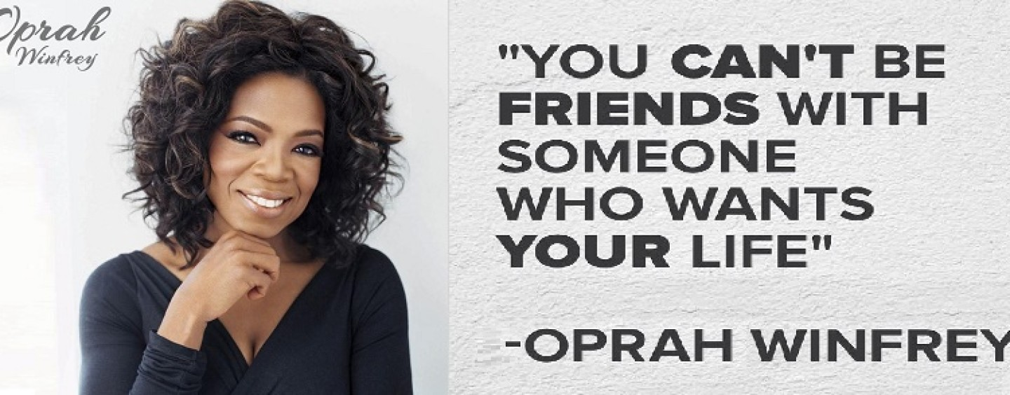 """You Can\'t Be Friends With Someone Who Wants Your Life!"""" Pt 1 Quote ..."""