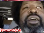 AfroMan Gives What Some Call An Insincere Apology For Punching Snowbird On Stage! (Video)