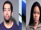 Phoenix Man Murders BT-1000 Who Threatend To Ruin His Life With Child Support! (Video)
