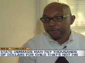 Detroit Man Forced To Go To Jail Behind $30,000 Child Support On A Child That's Not His! *Update* (Video)