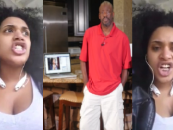 Crazy HalfBreed Says She & Other Black Women Hate Seeing White Women With Black Men & Here's Why! (Video)