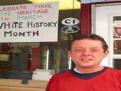 White Store Owner Forced To Apologize For Asking To Celebrite White History Month, But Should He Have? (Video)