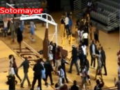 Texas Southern & Southern BT-1000s Brawl It Out At A Beastie Ball Game! Game Canceled! (Video)