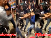 BT-1000 Teenaged Hair Hatted Hooligan PoundCake Fest In Flatbush McDonalds! (Video)