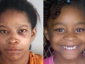 26 YO Detroit BT-1000 Stabs Her 8 YO Daughter To Death With 3 Different Knives In Front Of Her 4 Other Kids! (Video)