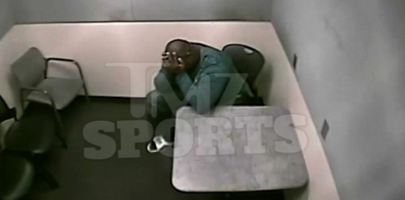 """Warren """"S.I.M.P."""" Sapp's Emotional Breakdown After Being Arrested For Assaulting A Prostitute! (Video)"""
