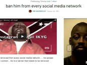 "Ban Tommy ""Tj"" Sotomayor & Other Blacks From All Social Media NOW!!! (Video)"