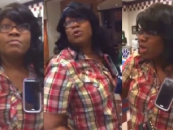 BBW Goes Off On Store Manager After Shes Caught Stealing A Cookie! Impromptu Ether!!! (Video)