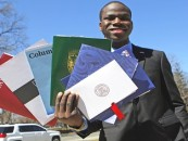 High School Kid Gets Accepted Into All 8 Ivy League Schools! Black Boys Rock!  (Video)