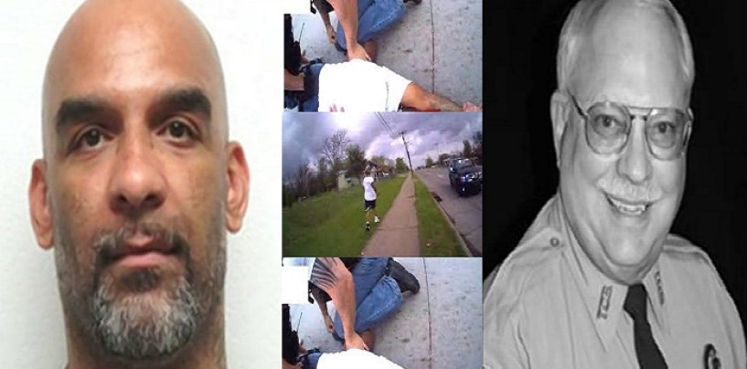 Shocking Video Of  Tulsa OK Cops Kill An Unarmed Man By Shooting Him In The Back While On The Ground! (Video)