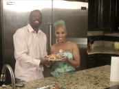 R&B Diva Adina Howard Joins Tommy Sotomayor In: The Chef's Kitchen Making 'Maple Bacon Jalapeno Poppers'! (Video)